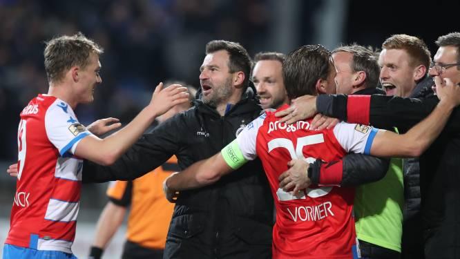 """""""Je voelt dat Club Brugge aan het komen is"""""""