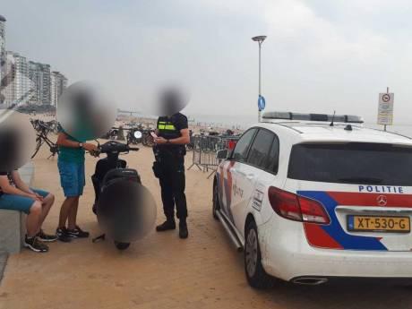 Politie pakt opnieuw overlast van jongeren bij Dishoek aan