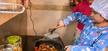 """""""La petite Chef"""", 8 ans, crée le buzz du confinement avec ses recettes en ligne"""