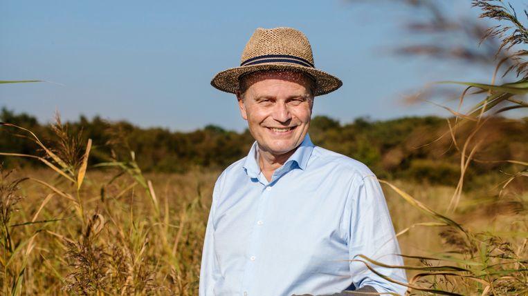 Willem Ferwerda, huidige nummer 1 in de lijst van de Duurzame top 100.  Beeld Lars van den Brink