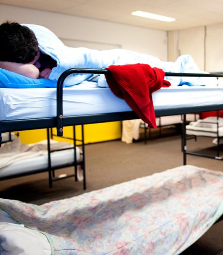 GGD Hollands Midden: kouderegeling voor daklozen geldt weer