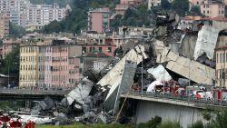 Alles wat we nu weten over tragedie van plots ingestorte brug in Genua