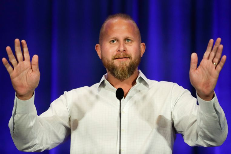 Brad Parscale, Trumps campagnemanager.