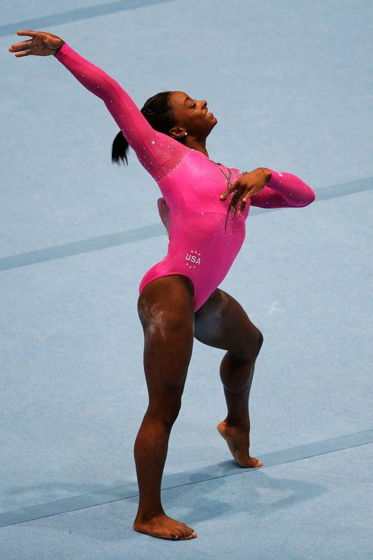 Simone Biles.