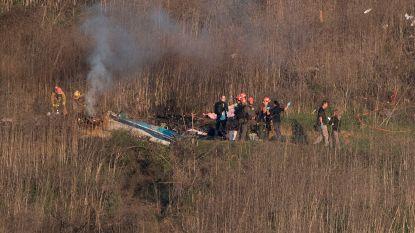 Families van vier slachtoffers die omkwamen bij crash Kobe Bryant dagen helikopterbedrijf voor de rechter
