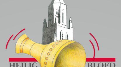 Heilig Bloedprocessie heeft voor het eerst in 367 jaar een logo