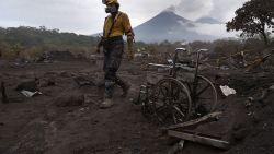 Aardbeving met kracht van 5,8 in Guatemala