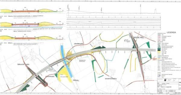 trace n18 kaart Stormloop op nieuwe N18 kaarten | Achterhoek | tubantia.nl