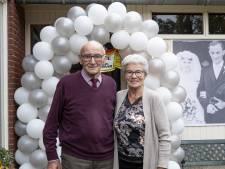 Bij diamanten echtpaar Ten Brinke in Enter altijd de zoete inval: 'Heel wat mensen over de vloer'