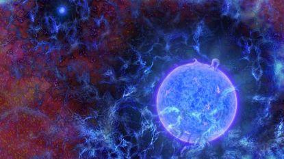 Zo zagen de eerste sterren in ons universum eruit