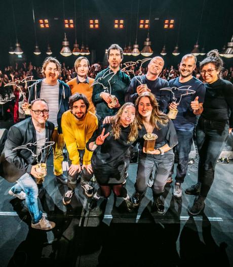 Frens Frijns van 013 beste popdirecteur van Nederland: 'Supervet'