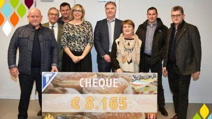 Suikerrockbol levert 8.000 euro op voor Huis in de Stad