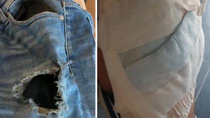 Batterij van e-sigaret vat vuur in broekzak: man loopt tweedegraads brandwonden op