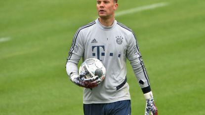 """Neuer over herstart Bundesliga op 15 of 21 mei: """"Nu komt het op ons aan om gedisciplineerd te zijn"""""""
