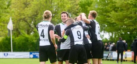 WHS speelt play-offs, Klundert en De Fendert verzekeren lijfsbehoud