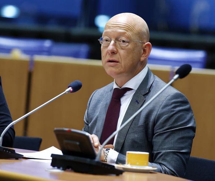 Burgemeester Maarten Houben van Nuenen