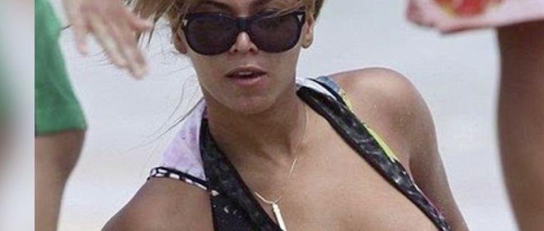 Ook Beyoncé had al wel eens een nipple slip.