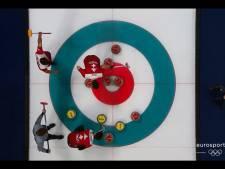 Sensationele worp brengt curlingwereld in rep en roer