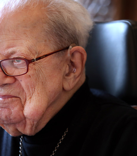 Breda neemt maandag afscheid van oud-bisschop Ernst