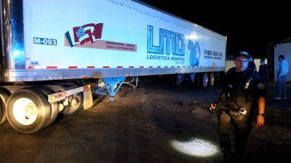 Koelwagen met bijna 300 lijken zorgt voor overlast en verontwaardiging in Mexico