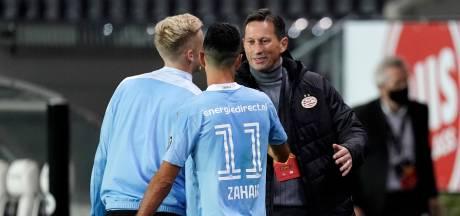 PSV-coach Schmidt weet weinig van Europese opponenten