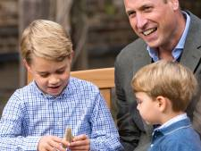 Prins George werd zo verdrietig van docu David Attenborough dat hij niet verder wilde kijken
