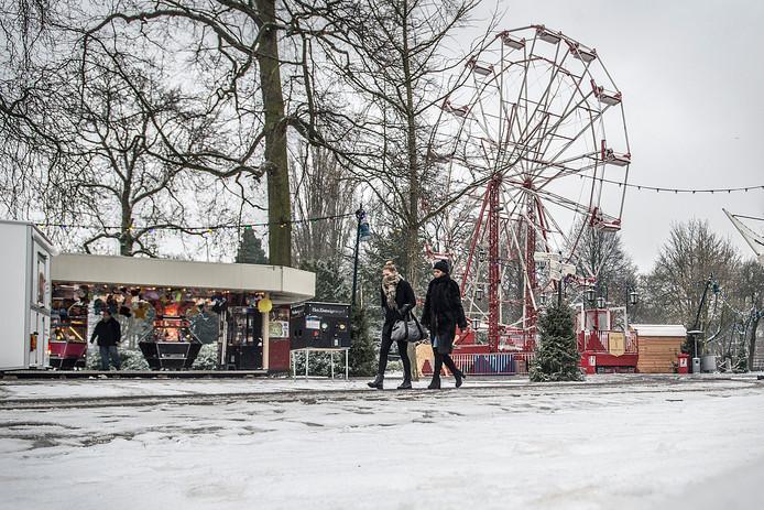 Als het om de kosten van Winterland Breda (foto) en Serious Reuqest gaat, is de kou nog lang niet uit de lucht, als het aan de Bredase oppositiepartijen ligt. Ze willen opheldering.