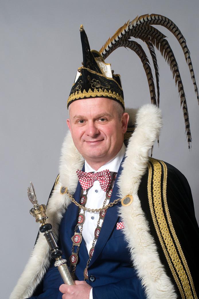 Prins Johannes d'un Urste van Bremspoersengat (Riethoven)