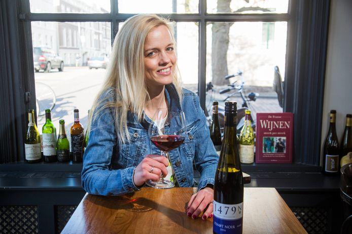 Wijnblogger Esther Groenewoud