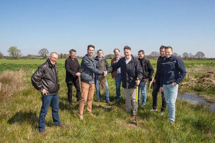 In 2019 werden bij een waterberging in Zundert nog bomen geplant voor een 'korte omloopbos'. Water wordt in de berging echter nauwelijks vastgehouden.