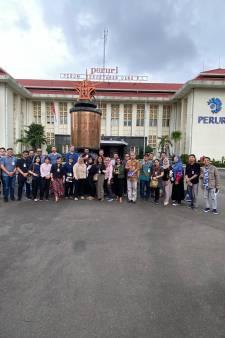 Tot in Jakarta zijn ze geïnteresseerd in de formule van  De Nieuwe Stad