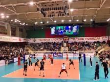 Volleyballers Dynamo keren na elf jaar afwezigheid terug in de Champions League