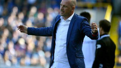 Football Talk. Philippe Clement kent ten laatste vrijdag zijn straf voor uitbarsting tegen Eupen - Chiellini zes maanden aan de kant