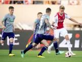Wereldgoal Santini 3-1 tegen Ajax
