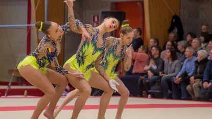 15 Sportac'86-gymnasten gekwalificeerd voor WK acrobatische gymnastiek