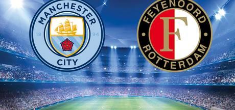 Feyenoord in Manchester op jacht naar eerste punt in CL