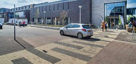 Bernheze ruimt nep-zebra's in Nistelrode snel op