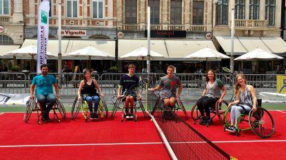 Achtste editie van het internationale rolstoeltennistoernooi Flanders 25 opnieuw in Stade Leuven