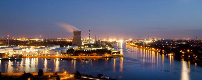 De fabriek voor groene methanol moet verrijzen aan het Rodenhuizedok in Gent.