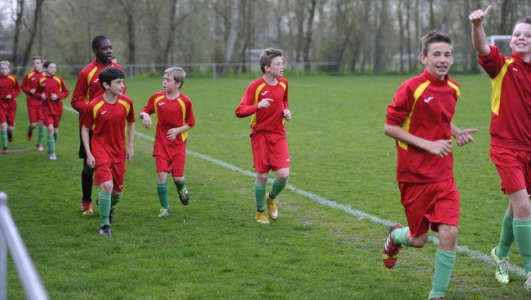 Of de jeugd van KV Oostende tot reeks A of B zal behoren, zal nog moeten blijken