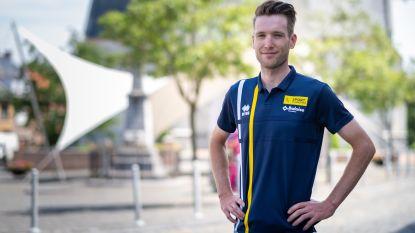 """Thomas Sprengers rijdt zaterdag Heiste Pijl: """"Superplezant om op 'eigen' berg te mogen koersen"""""""
