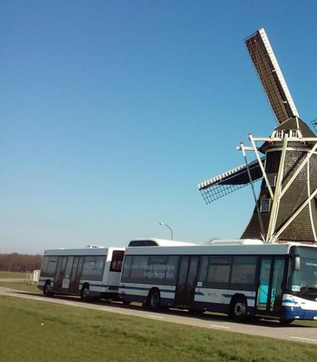 Arriva ziet toch af van aanhanger achter bus in Achterhoek; te duur en geen toestemming