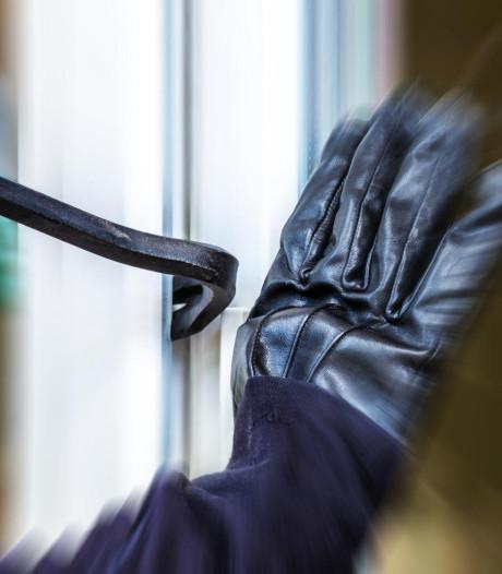 Inbrekers slaan opvallend vaak hun slag in Waalwijk en Kaatsheuvel: politie roept hulp in bij onderzoek