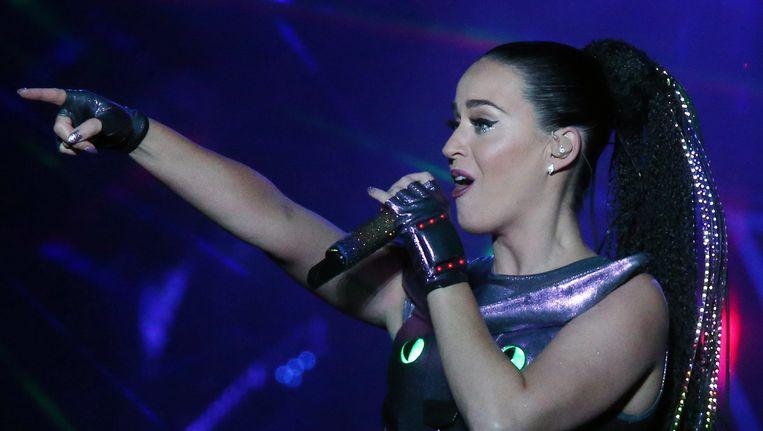 Katy Perry Beeld epa