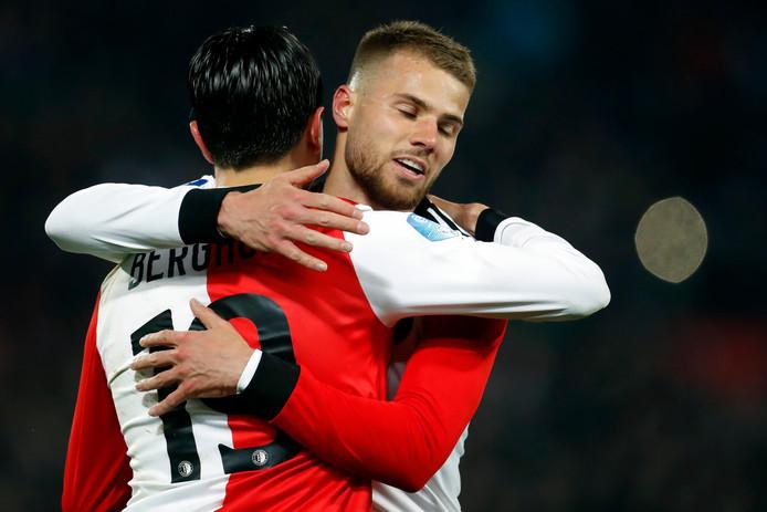 Bart Nieuwkoop traint vrijdagochtend al mee met Willem II.