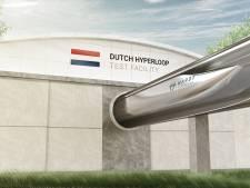 Zoevend in tien minuten vanuit Den Bosch naar Schiphol? Hyperloop onderzoekt station in de stad