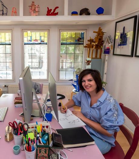 Bergse vrouwen maken papieren herinneringen aan musea