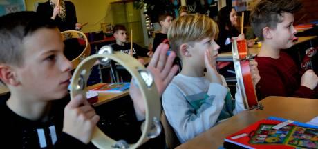 Trommelen in basisschool De Tandem: 'Meer dan taal en rekenen'