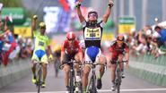 Oppermachtige Sagan sprint het snelst, Roelandts 2de