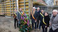 Nieuw Park Zomerhuis krijgt vorm; volgende zomer kunnen kinderen plonsen in waterspeeltuin